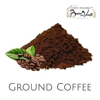 Italian ground coffee